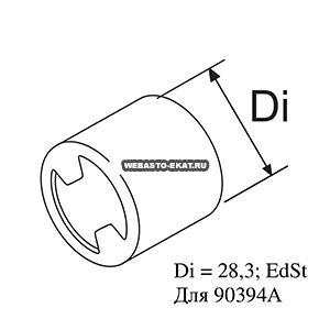 90411A Защитный колпачок (металл)