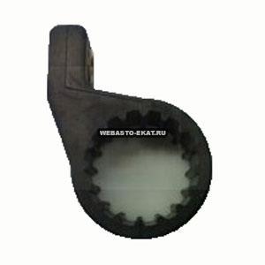 9001441B Кронштейн насоса (резина) / ВБ