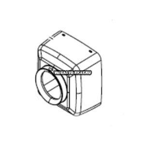 1320322A Крышка корпуса(пластик)