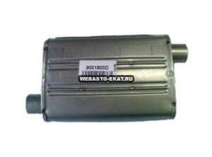 9001800D Глушитель выхлопной для Thermo Top