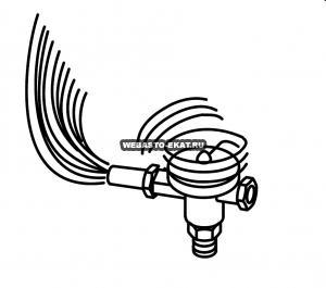 1100395A Расширительный клапан