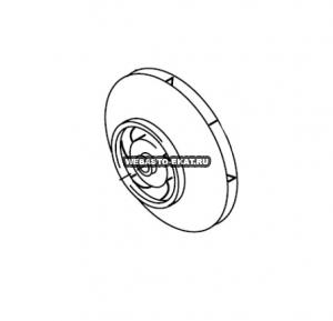 275611Z Крыльчатка DBW 2020–300-350 (пластик) / СЕ