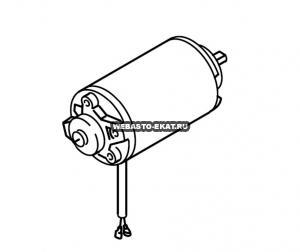 98380A Мотор 24В DBW / СЕ