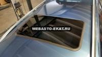 Электрический люк Hollandia 300 Comfort + RSR. Установка на Golf 7 Variant